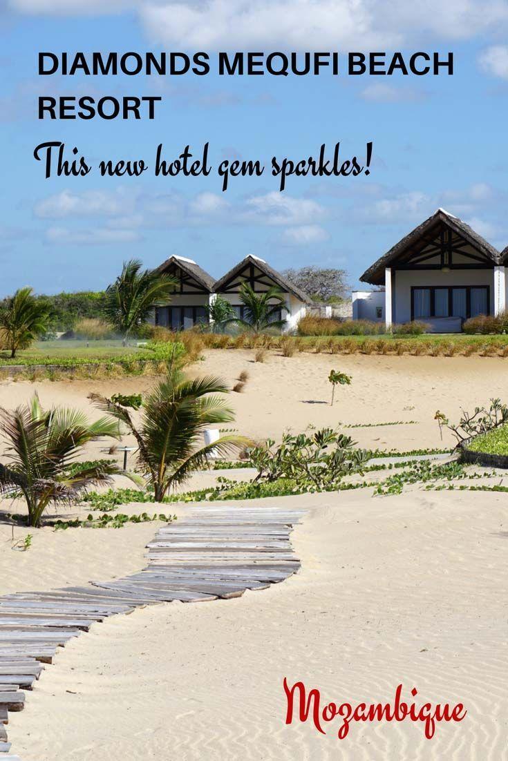 Diamonds Mequfi Beach Resort Sparkles In Mozambique Urlaub Strand Reise Inspiration Reisen