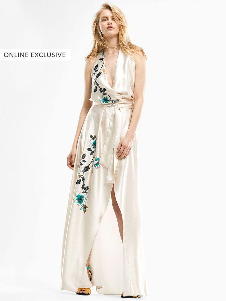 Elbiseler ve Tulumlar - KADIN - Massimo Dutti