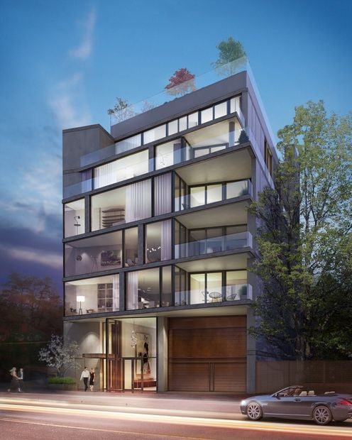 277 Davenport is a new condo project by Burnac Development Corp. currently in preconstruction at 277 Davenport Rd. in Toronto. The project is scheduled for completion in 2014. Available condos range in price from $2,100,000 to $5,350,000. The project has a total of 10 units.