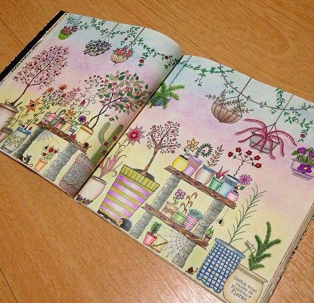 Jardim Secreto Secret Garden