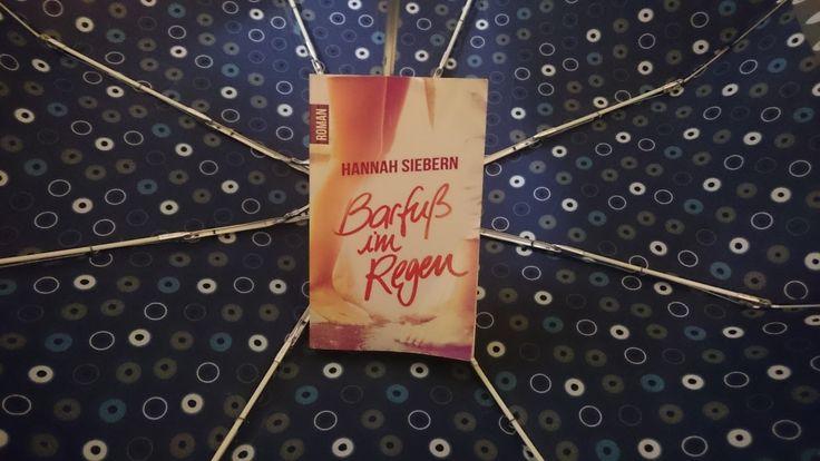 """Janna kämpft in dem Roman """"Barfuss im Regen"""" von Hannah Siebern mit ihrer Vergangenheit. Die Geschichte springt in den Zeiten. Dabei ist 2013 die Gegenwart in derJanna sich in Deutschland aufhält. In einem Kurs..."""