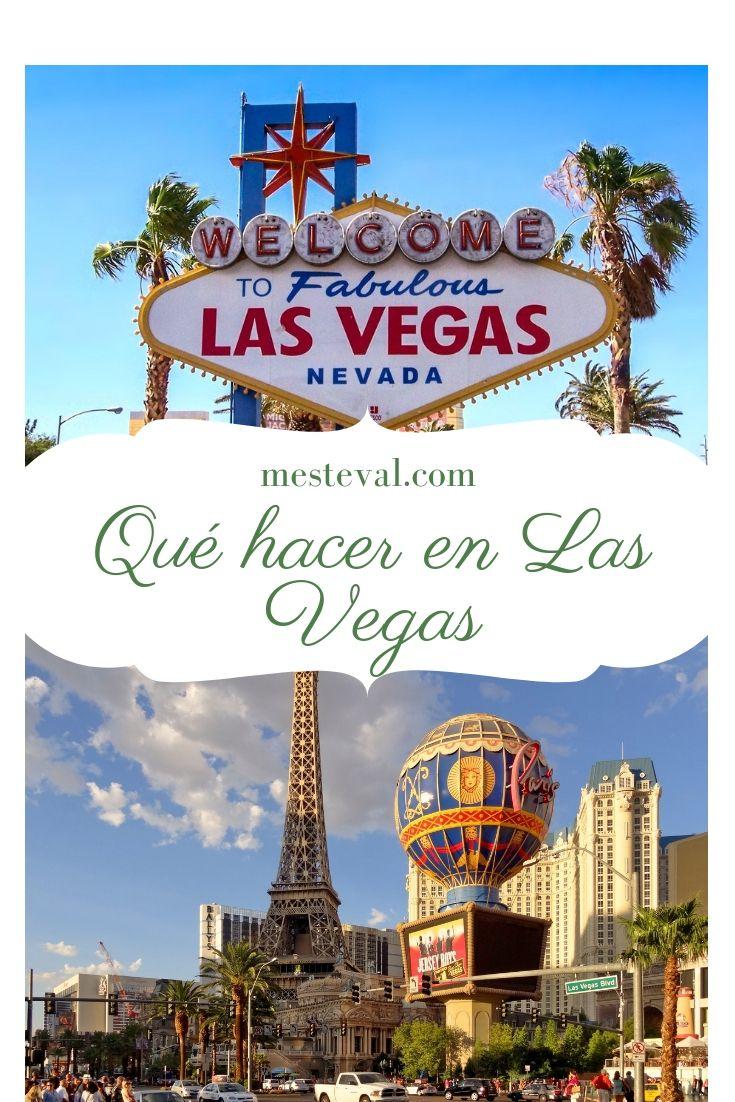 Visita Las Vegas Las Vegas Vegas Viajar Solo