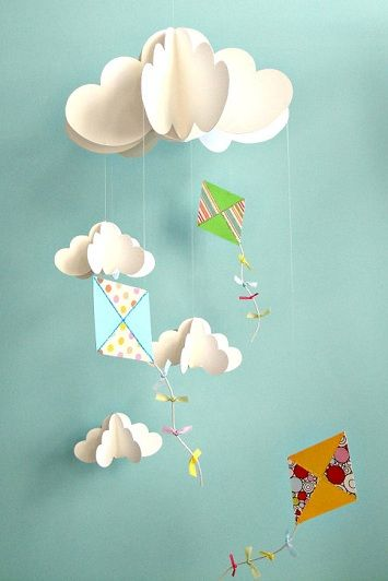 Paper Clouds 3D Mobile
