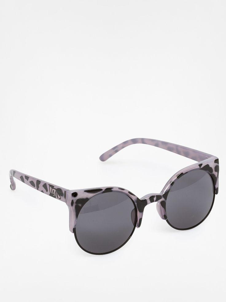Okulary przeciwsłoneczne Vans Halls And Woods (lilac)