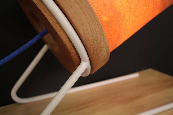 Arturo table lamp by NUEVE design studio - http://nuevedesignstudio.com/