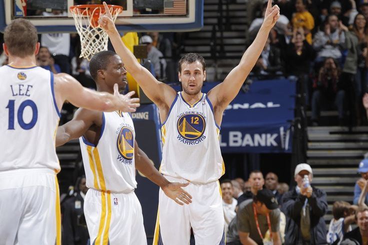 Andrew Bogut's NBA Journey