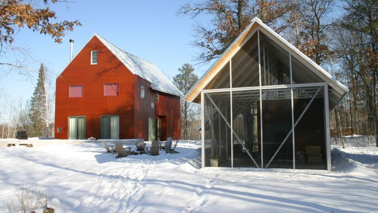 Alchemy Architects | BarnHouse II