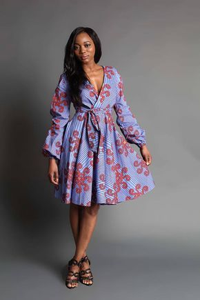 Look At These Fabulous Ankara Styles Roupa Pinterest African Fashion Dress And