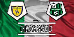 Nonton Bola Online Chievo vs Sassuolo