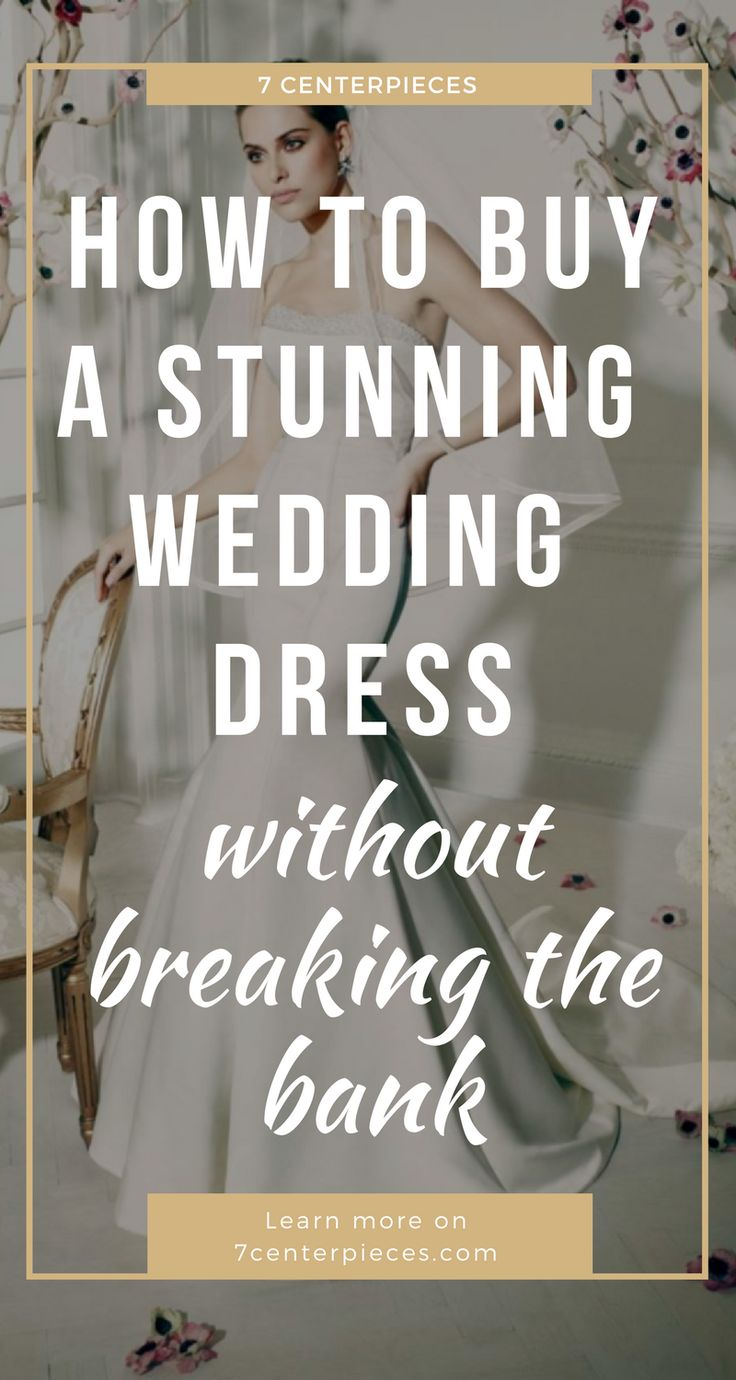 Looking for a gorgeous wedding dress for under $1000? Then YOU MUST check out this article. It gave me great tips for scoring a wedding dress for under a grand. PIN IT NOW if you're looking for an affordable wedding dress!