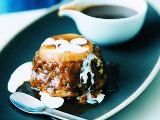 Apple, Butterscotch and Fig Pudding Recipe!