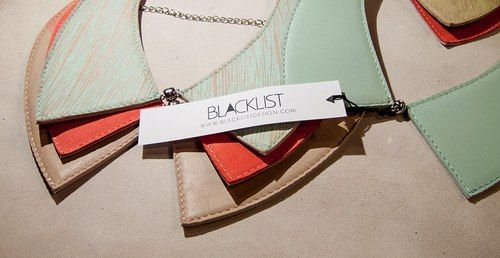 ▲Leather collars by BLACKLIST▲