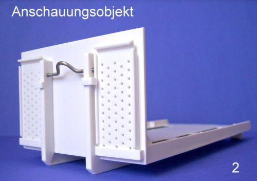 Polystyrol-Modell-Bausatz-Abrollplattform-Abrollmulde-1-32-Spur1-CNC-gefraest-6
