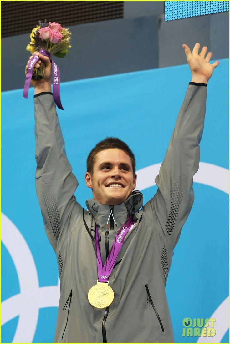 USA's David Boudia Wins Diving Gold.
