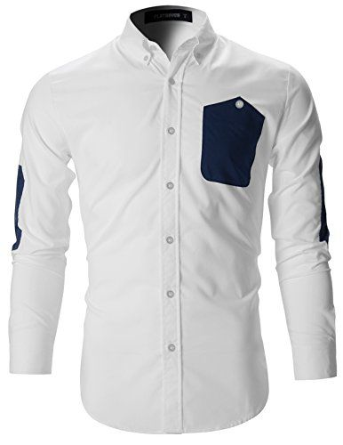 FLATSEVEN Mens Slim Fit Dress Shirts With Elbow Patches (... https://www.amazon.com/dp/B01H3ERY36/ref=cm_sw_r_pi_dp_xMbMxb0B9Z9D3