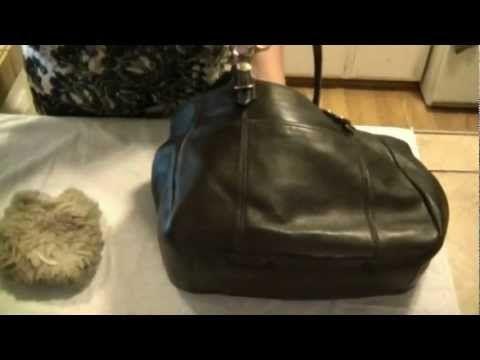 How To Clean Your Designer Handbag Youtube