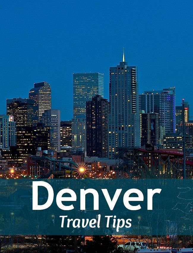 Insiders Guide to Denver - where to eat, drink, sleep, shop, explore and much more!