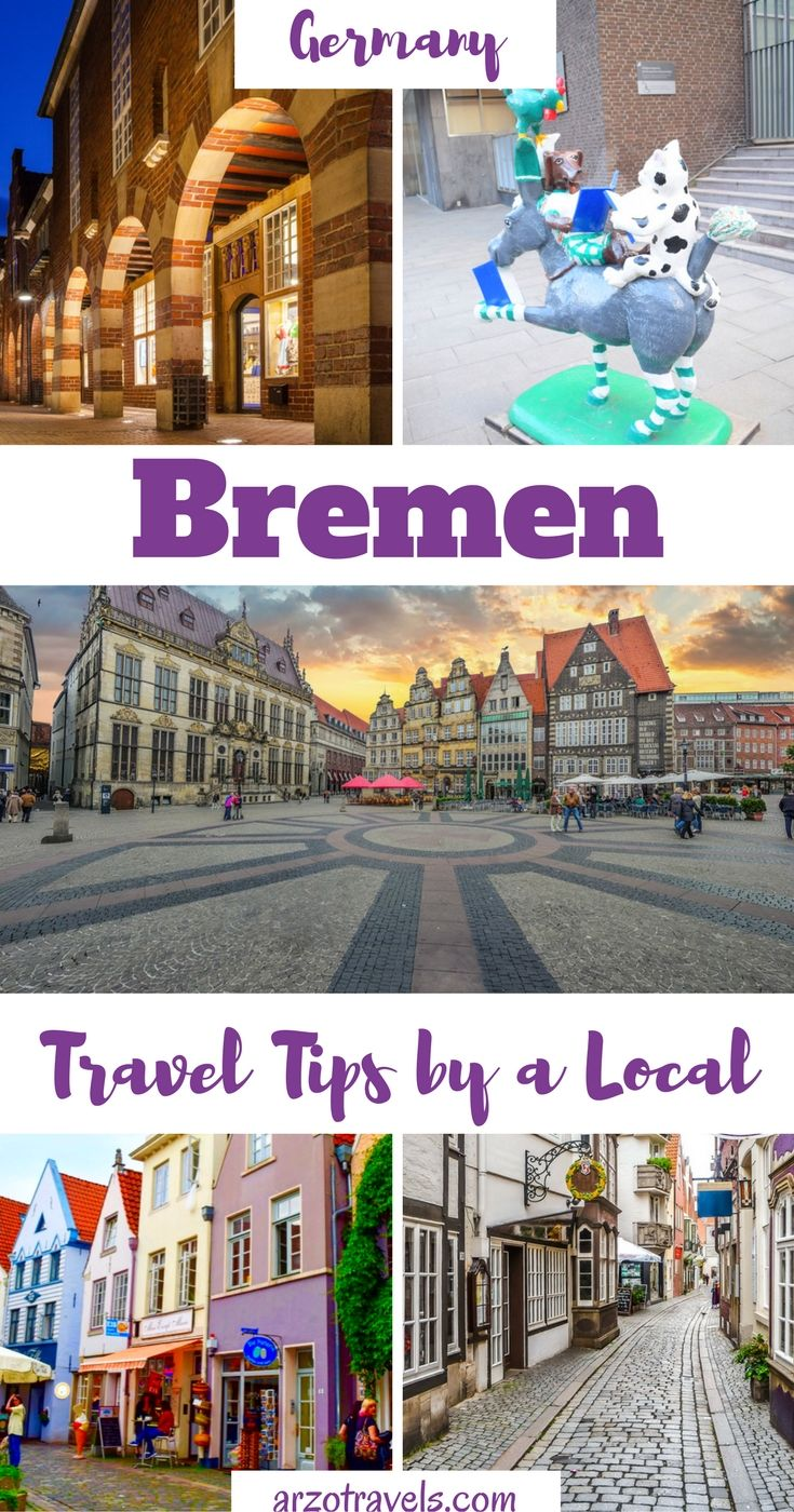 Bremen in 2 days. What to do and see in Bremen, Germany, travel tips by a local.