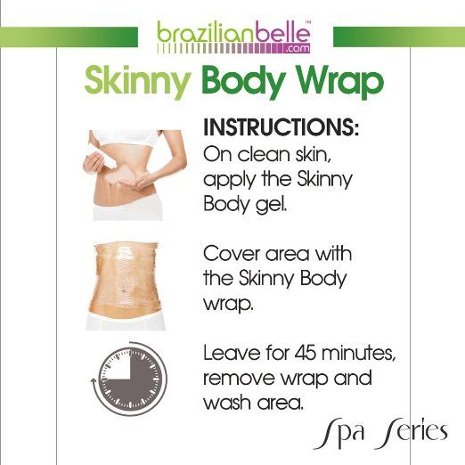 How to Bod Wrap for weight loss