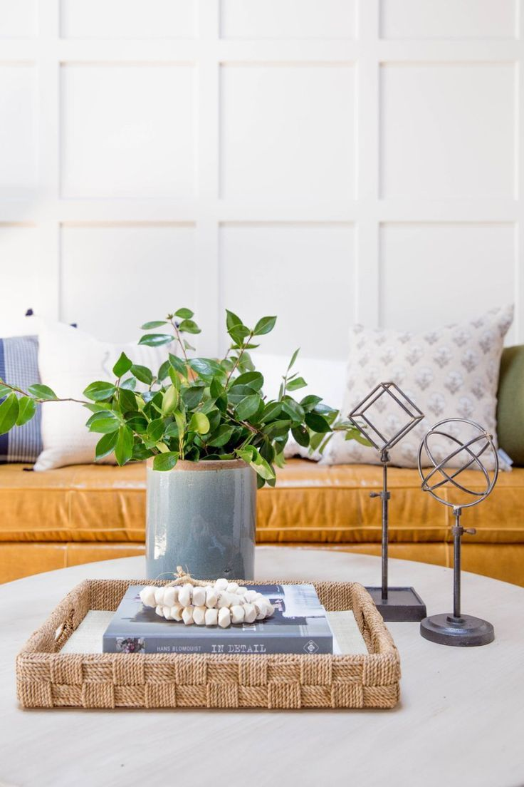 How To Style A Round Coffee Table Round Coffee Table Decor Decorating Coffee Tables Round Coffee Table Styling [ 1104 x 736 Pixel ]
