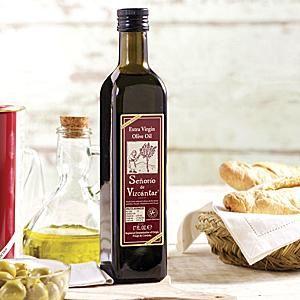 Señorío de Vizcántar Special Selection Extra Virgin Olive Oil http://www.tienda.com/food/products/oo-45.html?site=1
