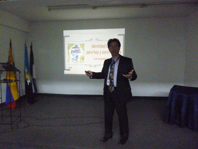 """Identidad Digital"". UJGH, Marzo 2015. Maracaibo, Zulia."