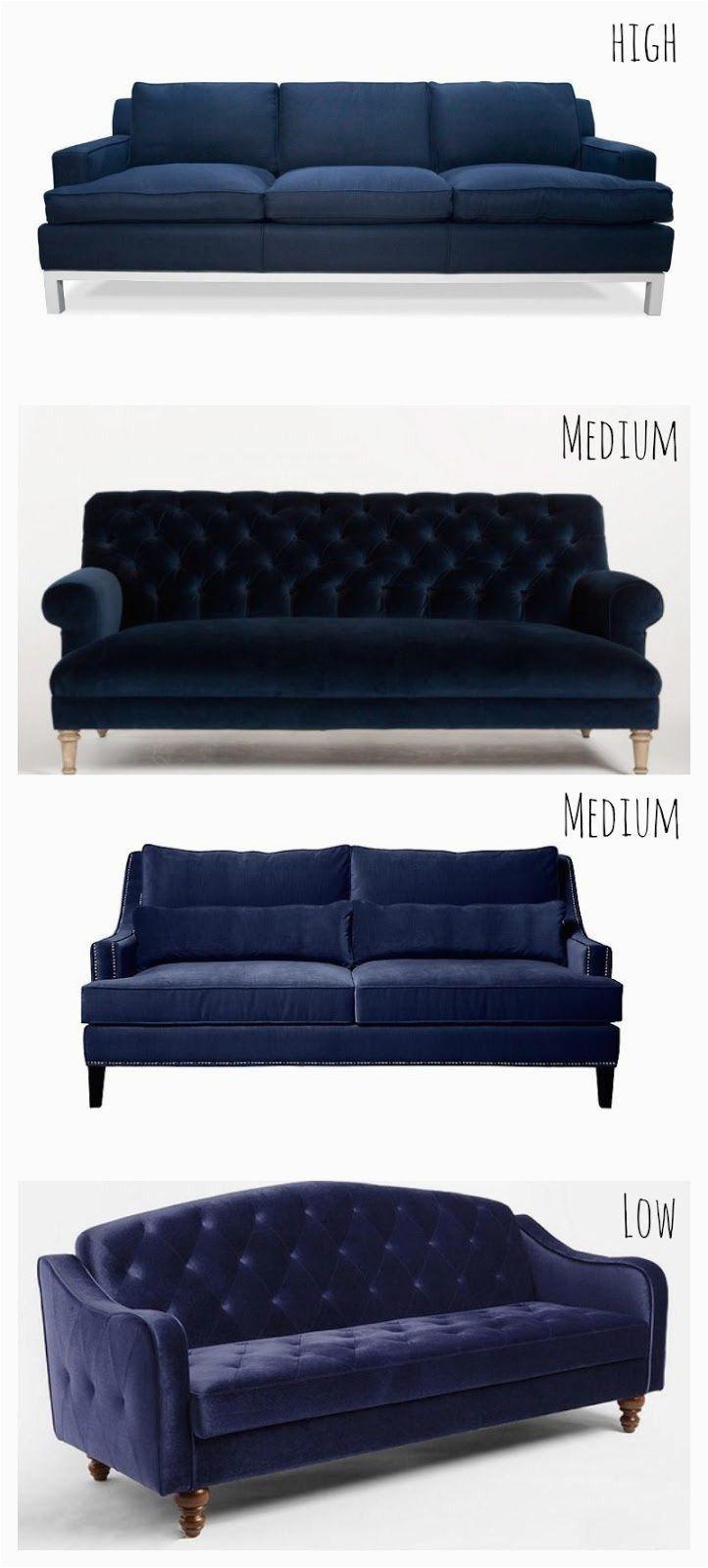 Navy Blue Futon Sofa Bed In 2020 Furniture Sofa Blue Sofa
