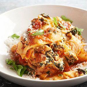 Spicy Turkey Lasagna Recipe Gardens Sauces And Spicy