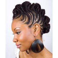 Incredible 1000 Images About Protective Hairstyles For Black Women On Hairstyle Inspiration Daily Dogsangcom