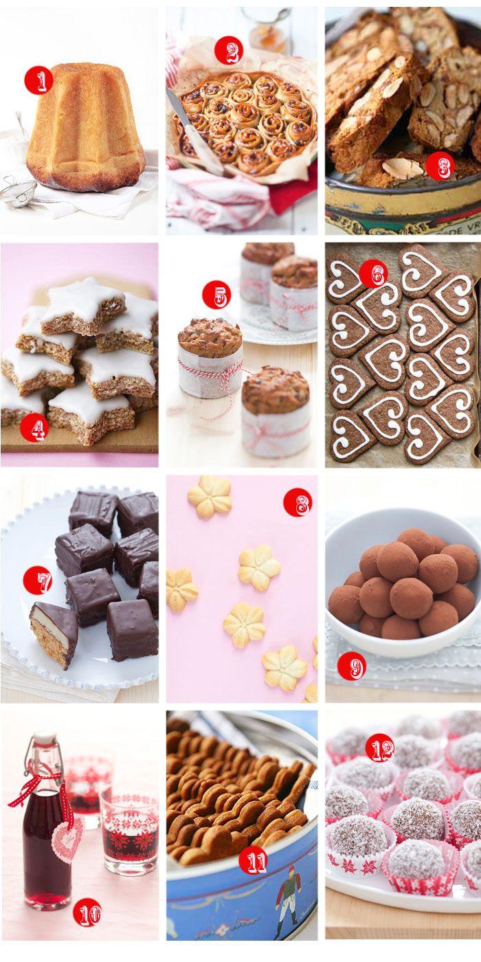 Il Cavoletto di Bruxelles | Biscotti natalizi e altre goloserie | http://www.cavolettodibruxelles.it/