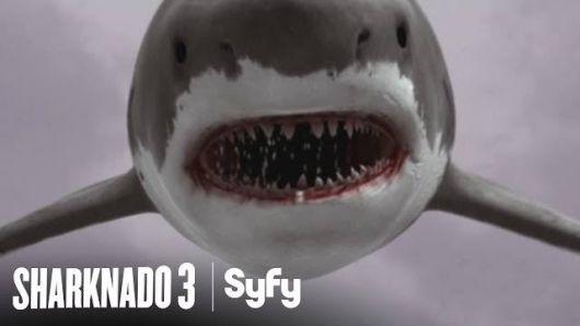 TV Review: Sharknado 3: Oh Hell No!