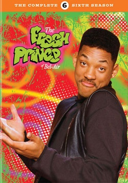 Trend The Fresh Prince of Bel Air The Complete Sixth Season DVD