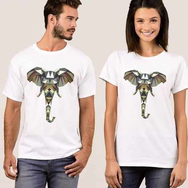 🐘New #Elephant shirts are now for sale! 🐘 Proceeds go directly to helping #endangered elephants 🐘