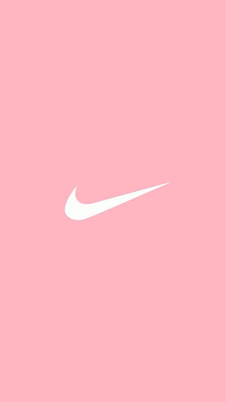 Pink Aesthetic Wallpaper Nike Pastel Pink Wallpaper Pink Nike Wallpaper Pink Wallpaper Iphone