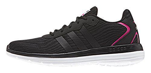 adidas NEO Damen Sneaker Cloudfoam Speed Core Black/Core Black/Ftwr White 39 1/3 - http://on-line-kaufen.de/adidas/39-1-3-eu-adidas-neo-damen-sneaker-cloudfoam-speed