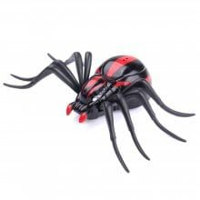 Infrared Remote Control Realistic Mock Fake Spider RC Toy Prank Insects Joke Scary Trick Bugs for Party