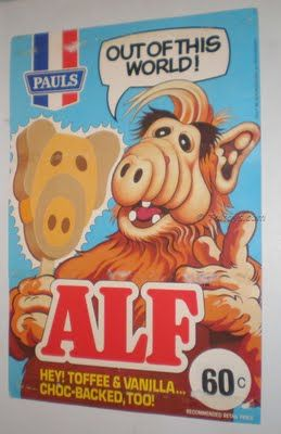 ALF Ice Cream