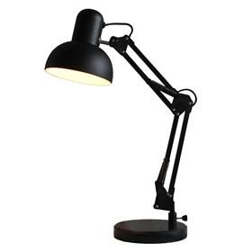 Drafting Lamp with Black Marble Base