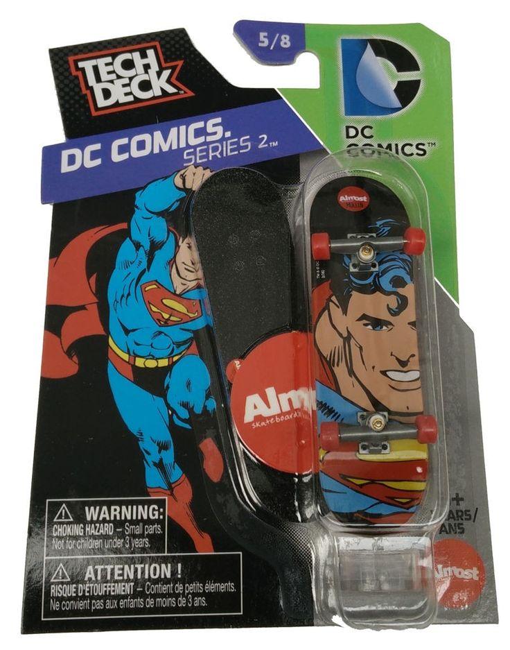 Tech Deck DC Comics Series 2 5/8