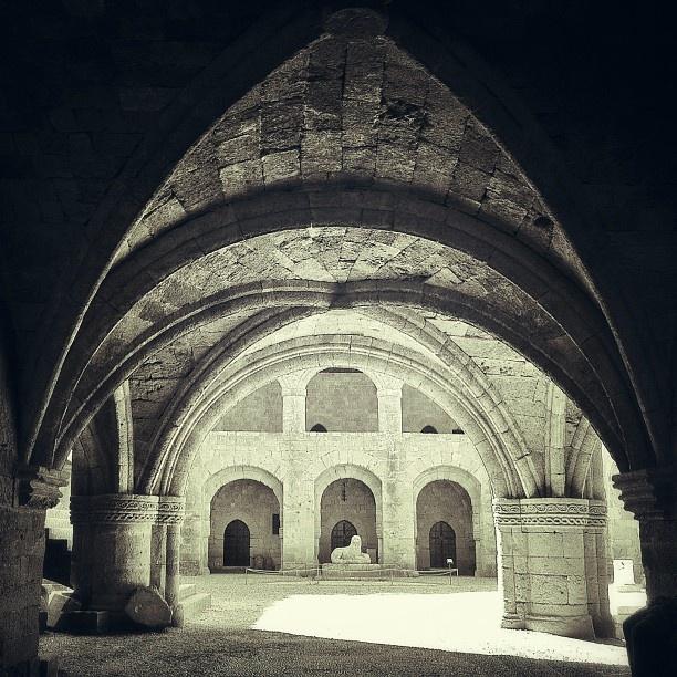 Rhodes Old Town  #Padgram