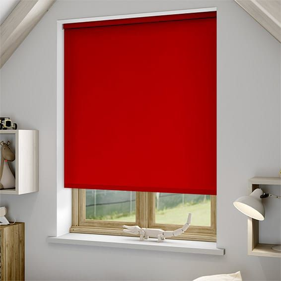 1000+ Ideas About Red Blinds On Pinterest