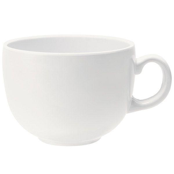 Get C 1002 W Diamond White 24 Oz Cappuccino Cup Mug 12 Case White Coffee Mugs Mugs Plain Mugs