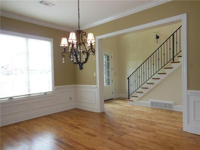 Image Result For Chair Rail Living Room