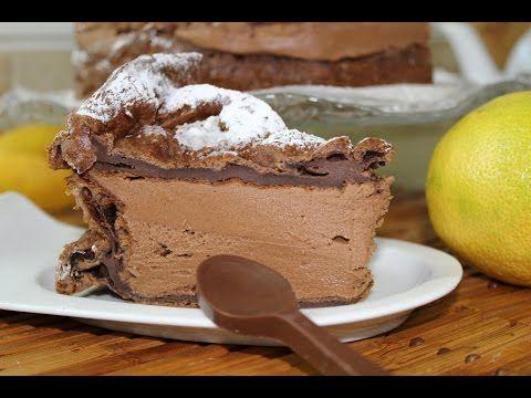 """Шоколадный торт """"Карпатка"""""""