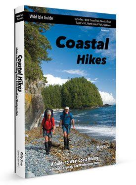 Wild Isle Guidebooks to coastal Vancouver Island BC Adventure