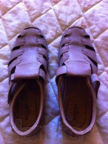 Летние мужские туфли не дорогие