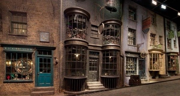 Google Maps ile Harry Potter'in Dünyasına Gezi !