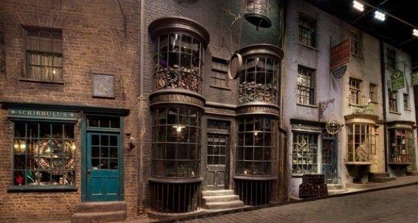 Google Maps ile Harry Potter'in Dünyasına Gezi !