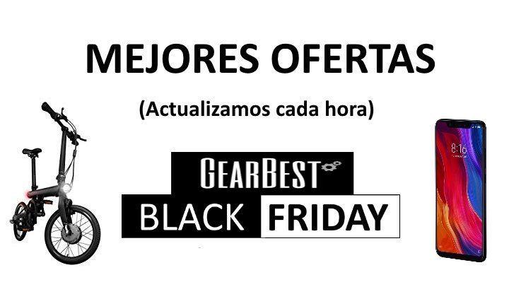 15174dbe26c Recopilación de las mejores ofertas del Black Friday de Gearbest (post de  seguimiento)
