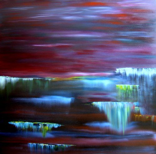 Remodernism - Waterfalls in Paradise    David Hatton's Statement of Intent